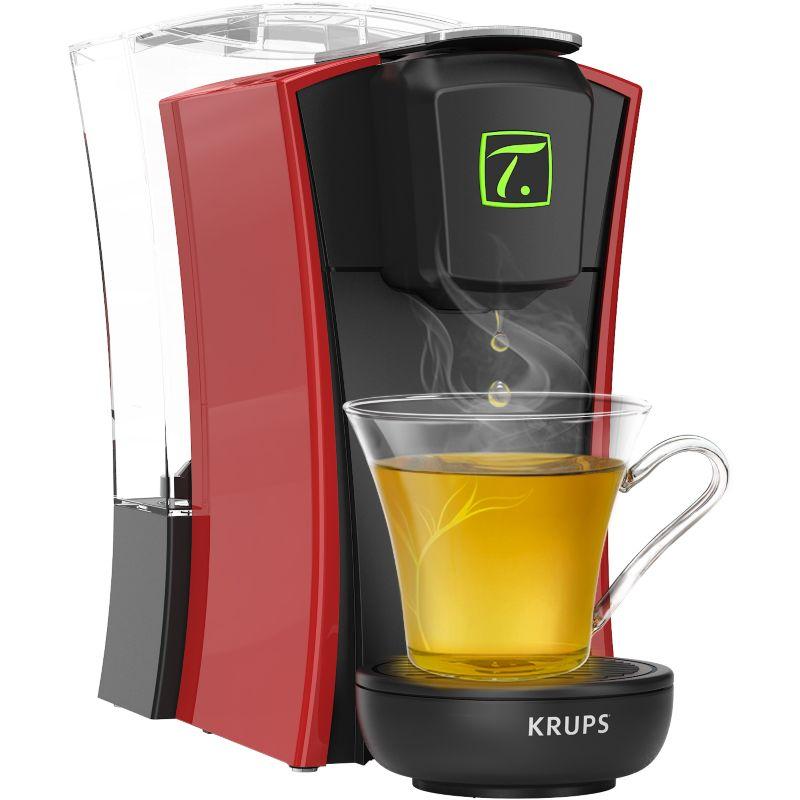 T À Thé Krups Spécial Machine Mini Yy4120fd Rouge t pzSMGqUV