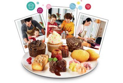 App biscuit TEFAL Cake Factory YY4170