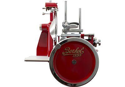 Berkel b3 trancheuse manuelle trancheuse guillotine - Guillotine a saucisson boulanger ...