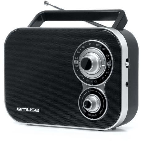 Radio MUSE M-051 R noire