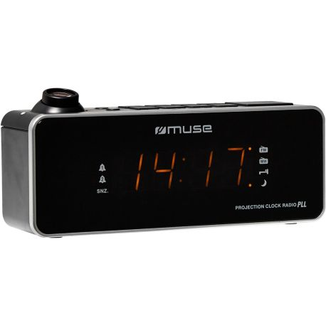 Radio-réveil MUSE M-188 P