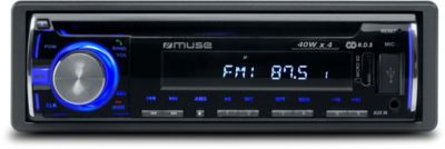 Autoradio CD Muse M-1229 BT