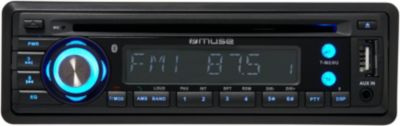 Autoradio CD Muse M-1230 BT