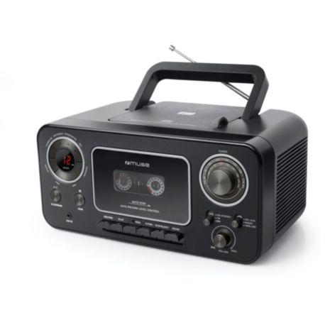 Radio K7/CD MUSE M-182RDC