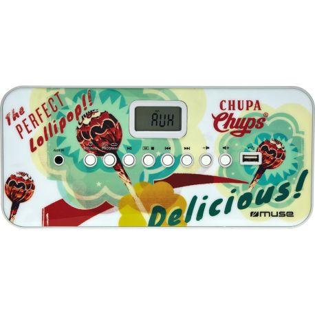 Radio CD MUSE M-28 Chupa Chups