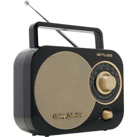 Radio MUSE M-055RB noire