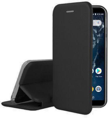 Etui Ibroz Xiaomi MI A2 Lite Cuir noir