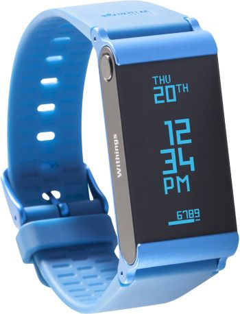 Tracker WITHINGS Pulse Ox bleu