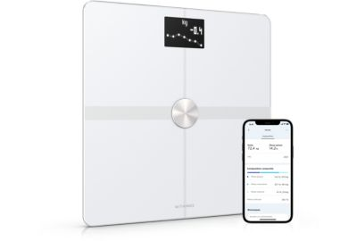 Pèse-Pers WITHINGS /NOKIA Body plus blanc