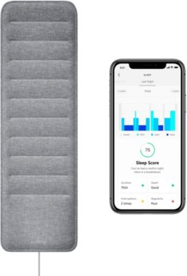 Analyseur de sommeil withings / nokia sleep sensor