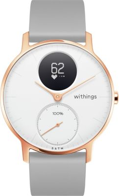 Montre connectée Withings / NOKIA Steel HR Rose Gold Grey