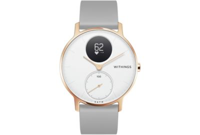 Tracker WITHINGS / NOKIA Steel HR Rose Gold Grey