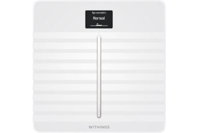 Pèse-Pers WITHINGS /NOKIA Body Cardio Blanc V2