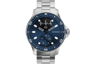 Montre WITHINGS Scanwatch Horizon bleu
