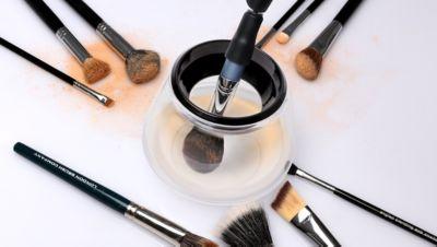 Appareil de beauté best of tv pour pinceaux glam cleaner