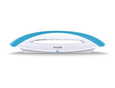Téléphone sans fil Alcatel Smile Blanc/Bleu
