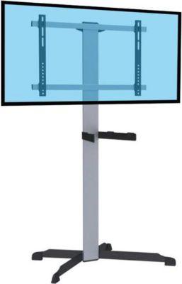 kimex pour cran tv 32 60 hauteur 112cm support tv boulanger. Black Bedroom Furniture Sets. Home Design Ideas