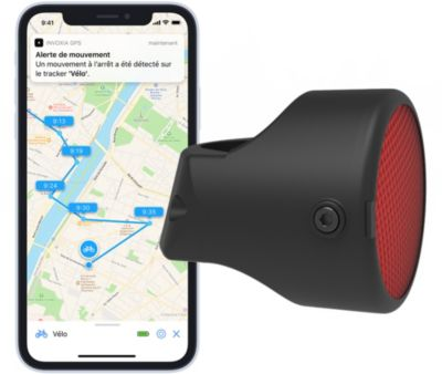 Tracker GPS Invoxia Bike Tracker GPS