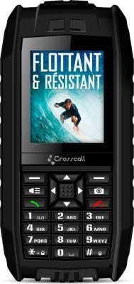 crosscall shark v2 noir t l phone portable boulanger. Black Bedroom Furniture Sets. Home Design Ideas