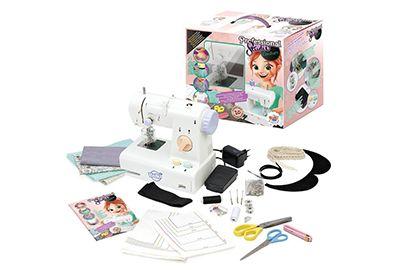 Jeu BUKI Machine à coudre pour enfant