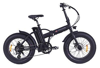 Vélo électrique E-ROAD Mini Fat Bike