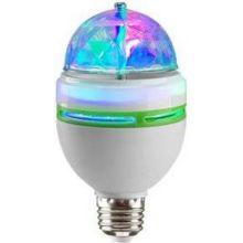Jeu de lumières LYTOR Mini ampoule d'ambiance à LEDs RGB 3x1W