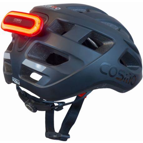 Casque COSMO CONNECTED Helmet Road Gris L/XL