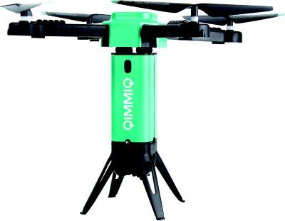 Drone Qimmiq QID Tower
