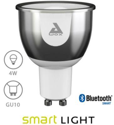 awox smartlight spot gu10 ampoule connect e boulanger. Black Bedroom Furniture Sets. Home Design Ideas