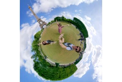 Caméra 360° GIROPTIC iO pour iPhone et iPad