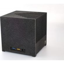 Mini PC BLEUJOUR KUBB FANLESS Noir - i5 8-256Go Linux