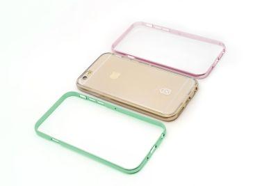 Bumper Case scenario iphone 6/6s 3 en 1 doré