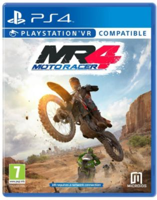 Jeu PS4 Just For Games Moto Racer 4