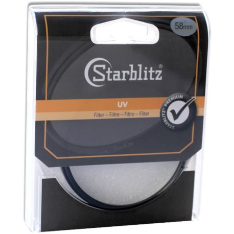 Filtre STARBLITZ 58mm UV