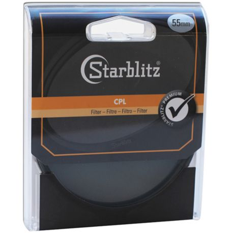 Filtre STARBLITZ 55mm PL-CIR