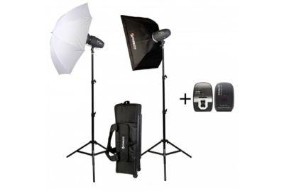 Flash STARBLITZ Kit studio 2x200W