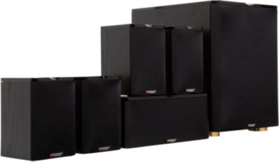 pack advance acoustic mav 502 noir boulanger. Black Bedroom Furniture Sets. Home Design Ideas