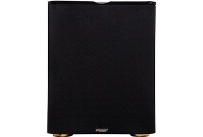 Pack 5 ADVANCE ACOUSTIC MAV 502 NOIR