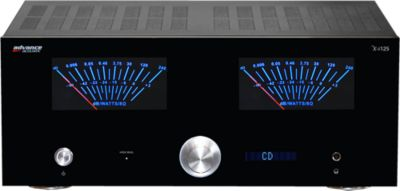Amplificateur Hifi advance acoustic xi125 noir