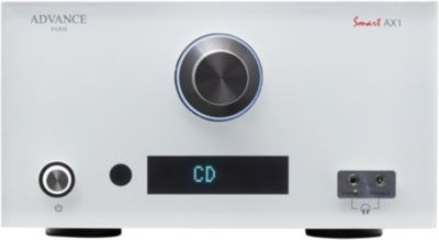 Amplificateur Hifi advance acoustic ax1 blanc