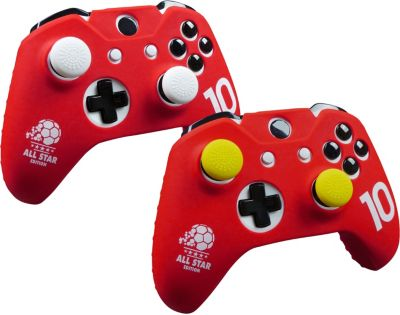 Housse de protection subsonic kit manette xbox one rouge