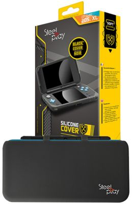Accessoire Steelplay housse silicone new 2ds xl