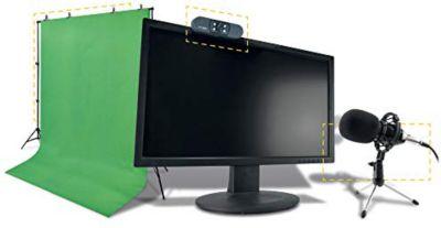 Accessoire Steelplay pack streamer pro hd 4 en 1