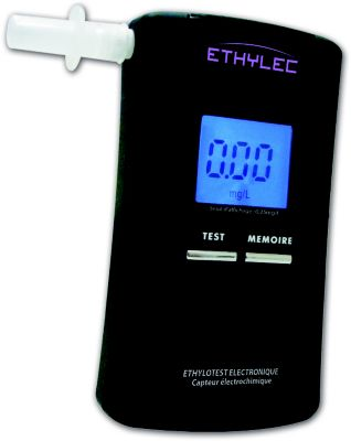 Ethylotest Ethylec Electronique