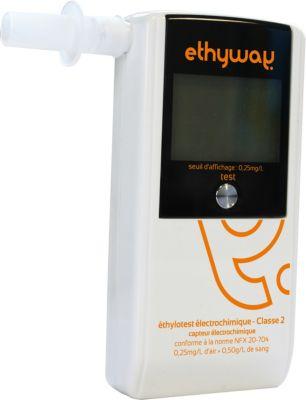 Ethylotest Ethylec ethyway electronique