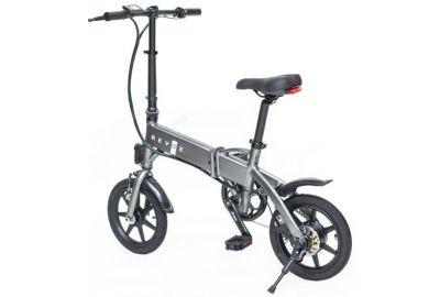 Vélo à assistance électrique Revoe Urban gris 14