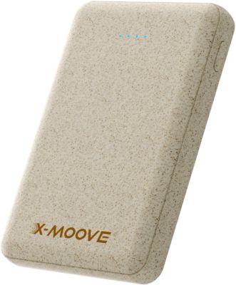 Batterie externe Xmoove avec coque en fibre de blé - 10000mAh