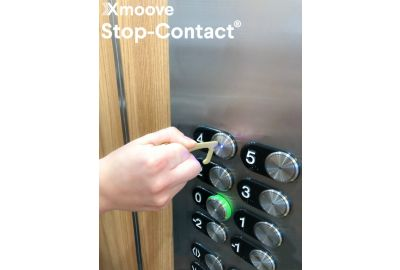 Clé XMOOVE Stop contact