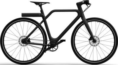Vélo à assistance électrique Angell Bike Noir