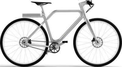 Vélo électrique Angell Bike Argent